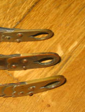 M91 Chinstraps & Side Posts