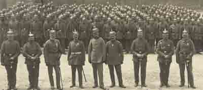 Organisational & Developmental Overview of the Imperial German Infantry, 1871-1914